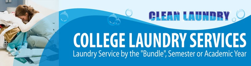 College Laundry Service